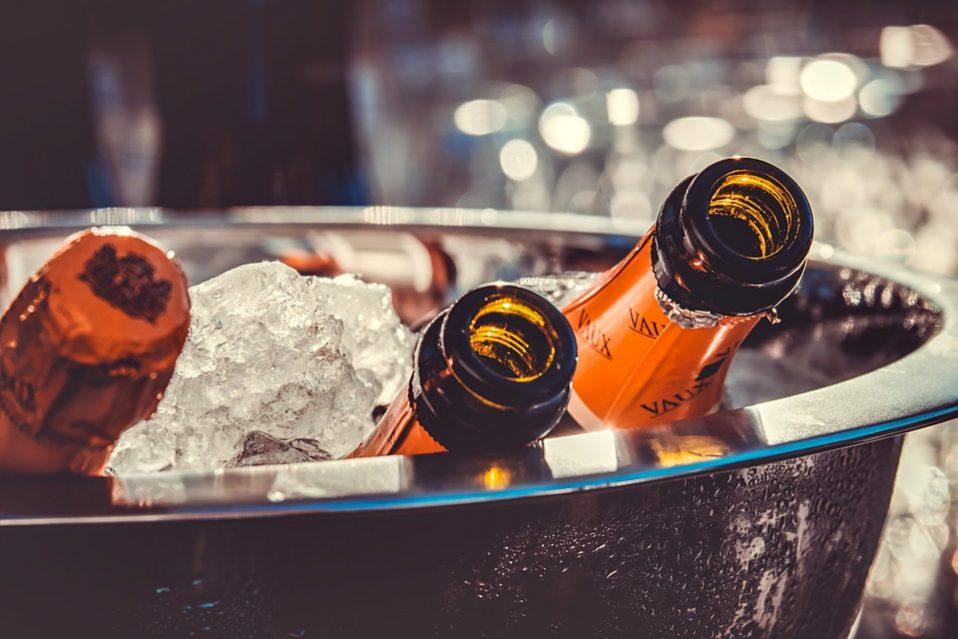 Champagne U0026 Canapé Evening